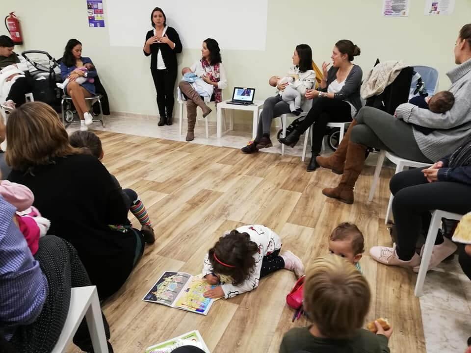 Talleres sobre ejercicios suelo pélvico embarazo en Cartagena