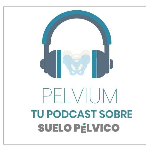 Podcast sobre suelo pélvico logo